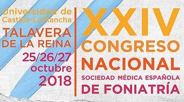 XXIV Congreso Nacional de Foniatría