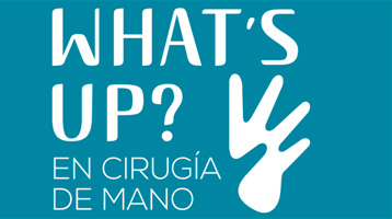 What's up? en cirugía de mano
